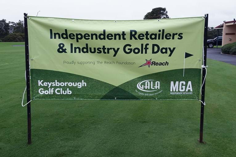 MGA GALA Golf Day 2016