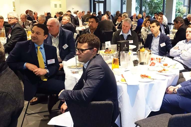 VIC Industry Breakfast 2016